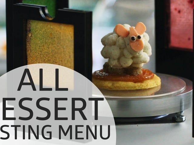 Các món tráng miệng $ 100 của The Cronut Guy có tốt hơn một lát bánh thông thường không?