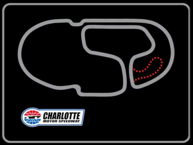 NASCAR только что сделал свой новый дорожный курс - овальная дорожка.