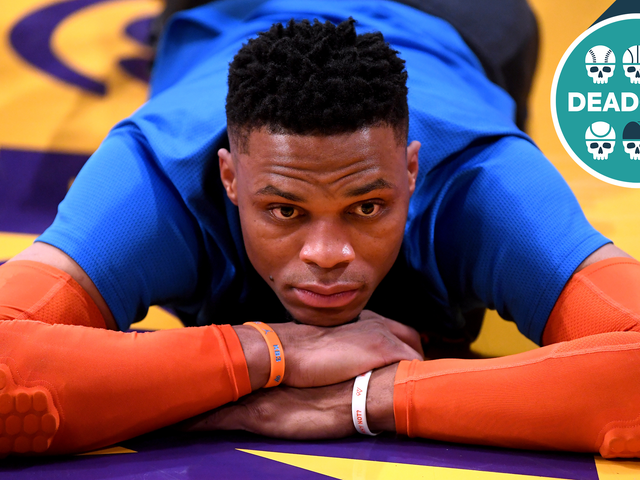 We Need To Talk About Russell Westbrook