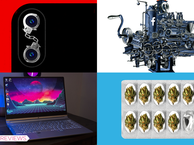 Facebook Vigilantes, Ugly Laptops, and Red Tide: Best Gizmodo Stories of the Week