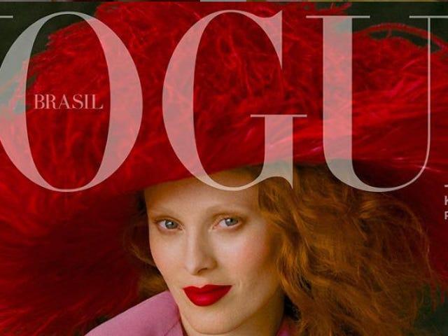 Apabila Menjaga Ini 'Kolonial' Berlaku Salah: Penyunting Vogue Brazil Mengundurkan diri Selepas Menggunakan Orang Hitam sebagai Prop pada Parti Hari Lahir