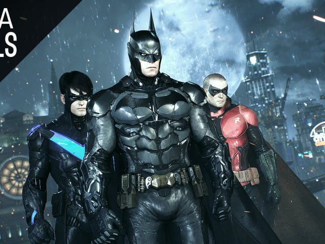Arkham Knight is Down to $20 on Consoles, Where It's Actually Playable
