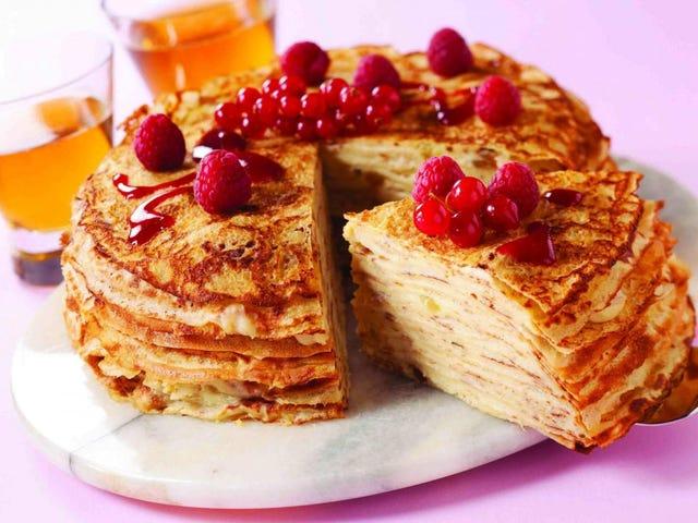 Pie of the Day - Pancake Pie