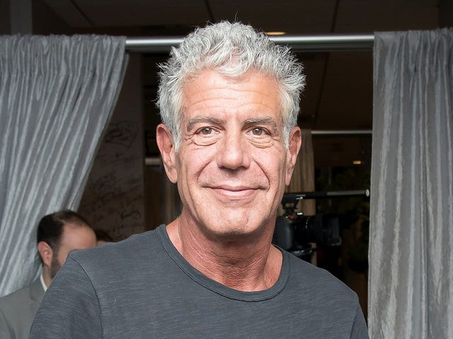 How to Live, According to Anthony Bourdain