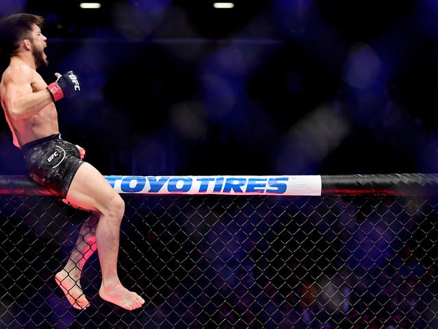 Henry Cejudo Destroyed TJ Dillashaw In Seconds And Made Dana White So Mad