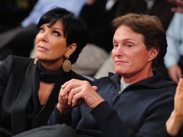 Kris Jenner est fou de Boob Job de Bruce