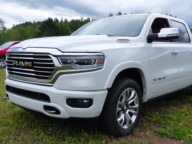 2020 Ram 1500 EcoDiesel Fails To Achieve Best-In-Class MPG Because Chevy Kicked Too Much Ass