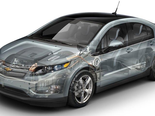 Adakah Anda Bekerja pada Voltan Chevrolet Asal?  Kami Ingin Dengar Daripada Anda