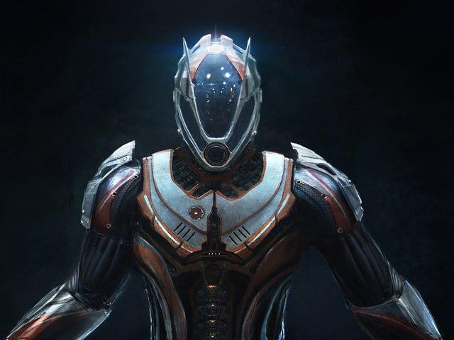 This Power Armor Design Makes Us Want To Do An Orbital Jump For Joy