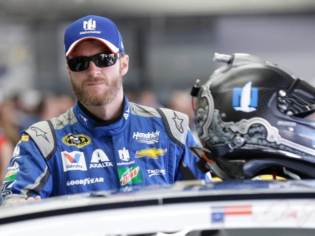 Dale Earnhardt Jr.'s Racing to the Finish is a Fascinatingly Unconventional Autobiography of the Medical Issues in a Racing Career