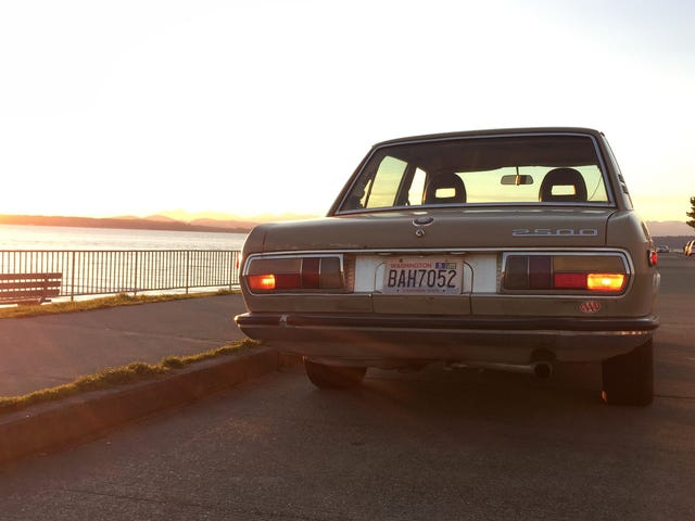 Our 2,800-mile Journey in a 1970 BMW Starts Tomorrow. What's On Your Old Car Road Trip Checklist?