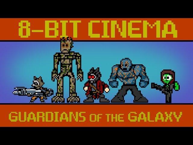 Bukti Bahwa Kami Membutuhkan 16-Bit <i>Guardians Of The Galaxy</i> Video Game