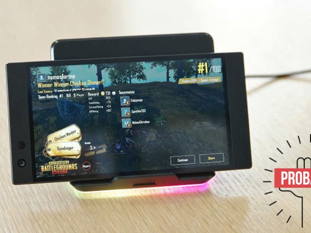 Razer por fin ha fabricado el teléfono que los<i>gamers</i>se merecen
