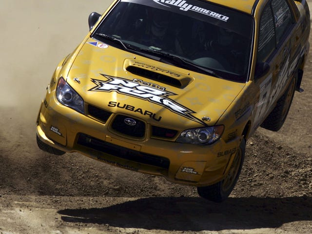What Was Colin McRae's Most McRae Moment?