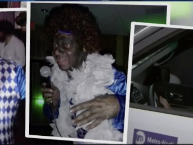 NYC's Transportation Authority 'Indefinitely' Suspends Metro-North Supervisor Over Blackface Photo ... 5 Years After Promoting Him