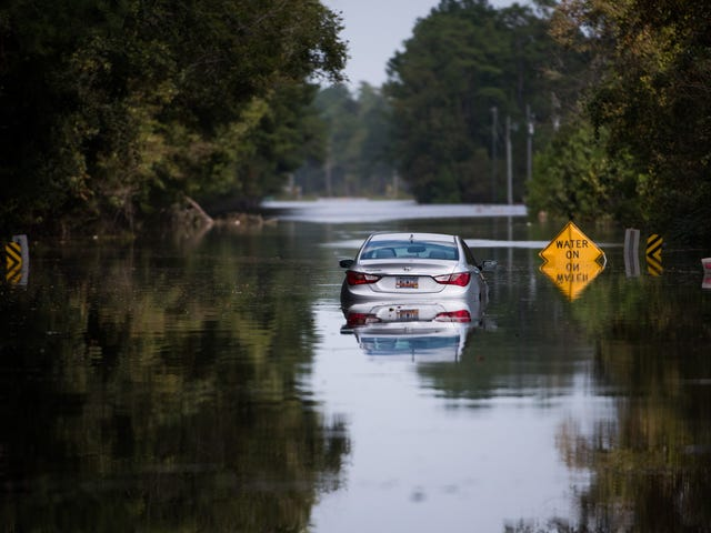 Don't Let Hurricane Florence's Aftermath Make Us Forget That Two Women Died Unnecessarily in Police Custody
