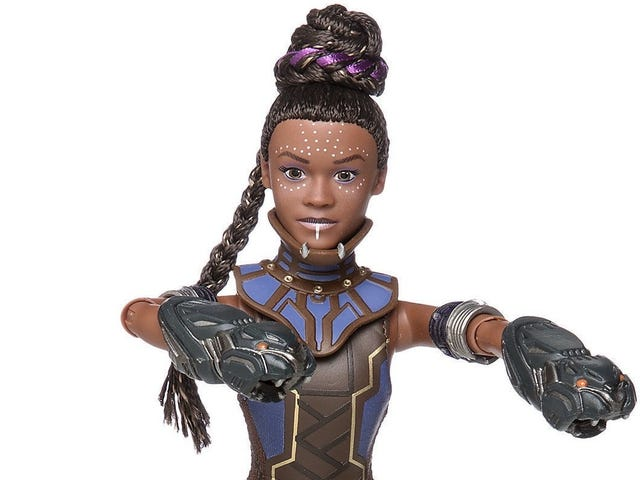 Raise the IQ of Your Toy Collection With This Wonderful Shuri Figure