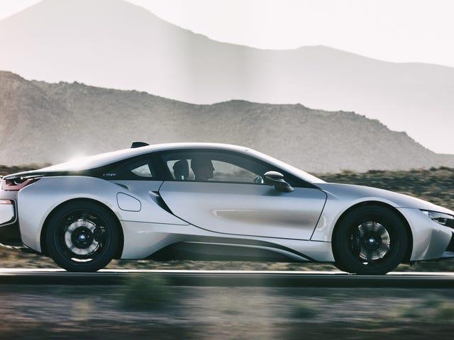 Η επόμενη γενιά BMW i8 θα μπορούσε να πάει όλα-ηλεκτρικά