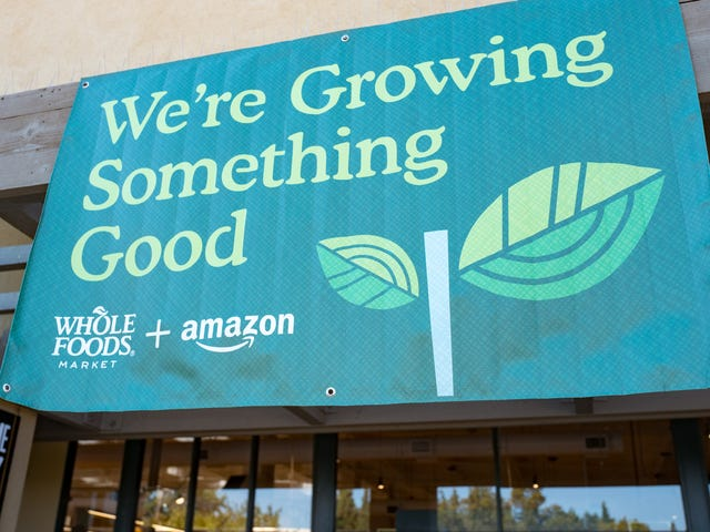 Amazon rolling out deeper discounts at Whole Foods for Prime members