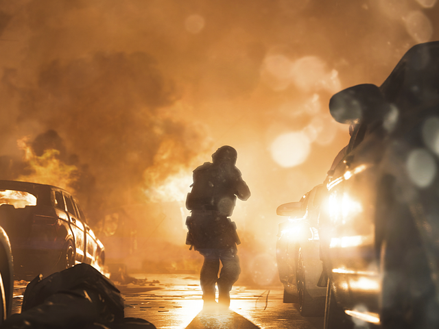 <i>Call Of Duty: Modern Warfare</i>'s Developers Are Still Deciding How Disturbing To Get
