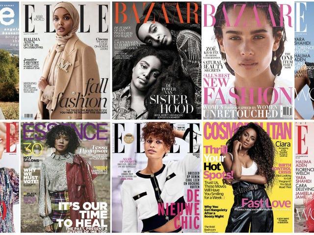 Farbwechsel: Für den Herbst feiert die Mode weiterhin die schwarze Schönheit