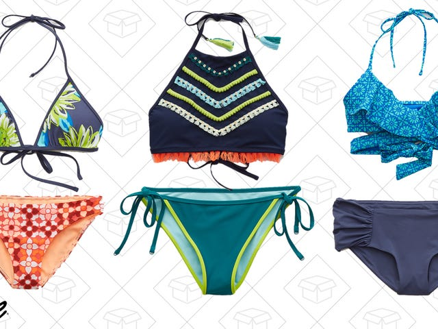Keep Summer on The Brain With Aerie's Buy One, Get One Free Sale On Bikini Separates