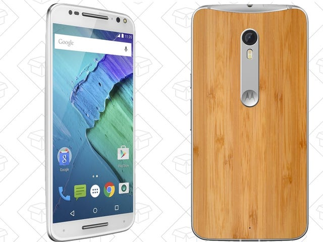 Save $50 on any Moto X Pure, or $100 on the Bamboo Model