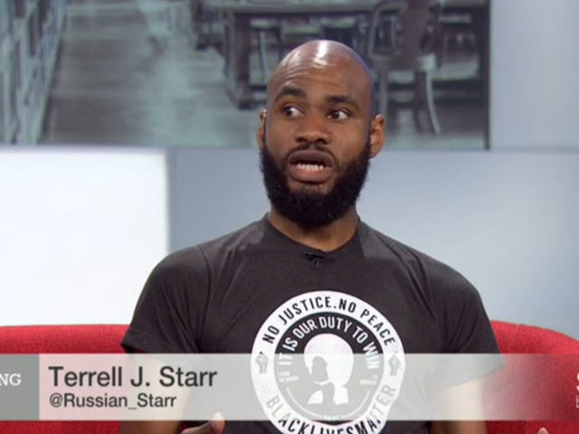 Fra Rusland med sorthed: Terrell J. Starr, Black America's russiske oversætter