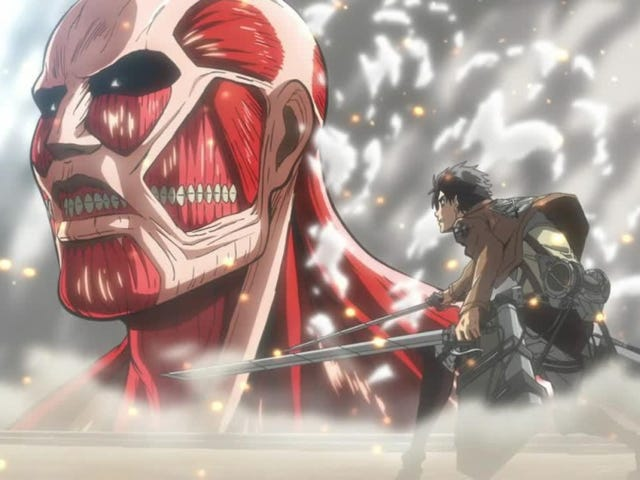 My problem with the Attack on Titan game...