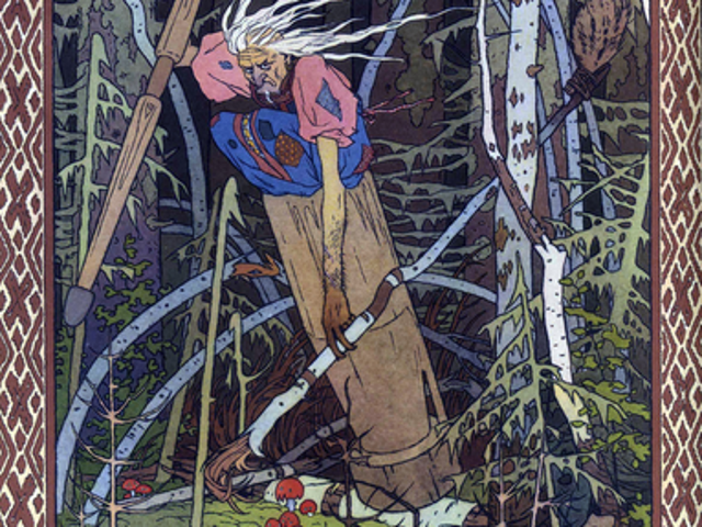 The Baba Yaga Guide to Feminism