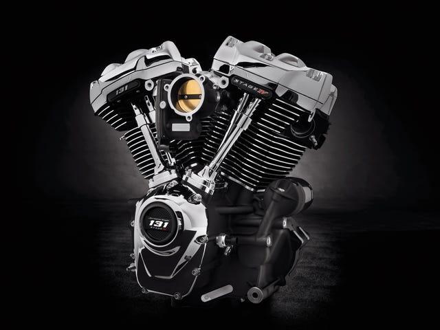 Harley-Davidson stellt sich der V-Twin-Herausforderung mit einem neuen 131-Kubikzoll-Kistenmotor