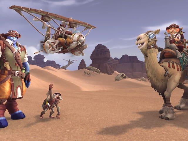 Người chơi không hài lòng với chương trình Tuyển dụng bạn bè mới của World Of Warcraft