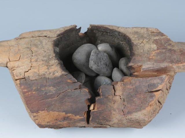 Οι άνθρωποι εισέβαλαν στην κάνναβη για να πάρουν υψηλές στις κηδείες 2.500 χρόνια νωρίτερα, σύμφωνα με νέα στοιχεία