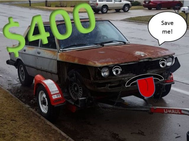 $400 Bimmer Progress Update #2: Fuel Injectors and Intake Assembly