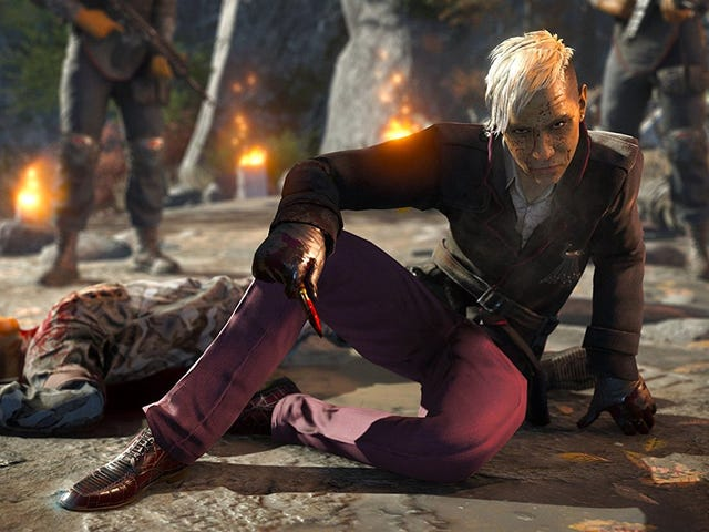 Download Far Cry 4 To Your PS4 For $12