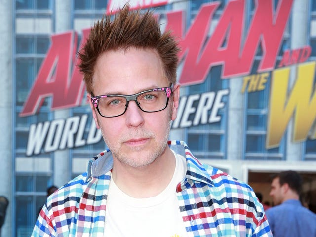 Disney Probably Won't Rehire James Gunn Despite Protests From Guardians of the Galaxy Cast