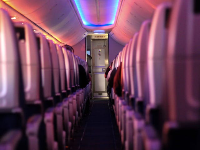 Get a Break From Your Kids on a Plane by Booking a 'Vacation Seat'
