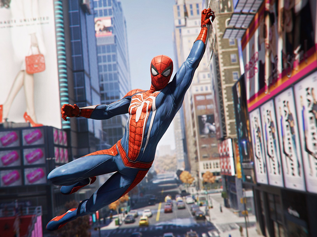Spider-Man PS4-spillere holder fortsatt håp for 'Sam Raimi-drakten'