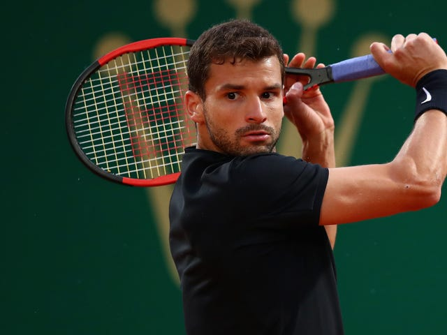 Grigor Dimitrov Just Can't Seem To Break Through