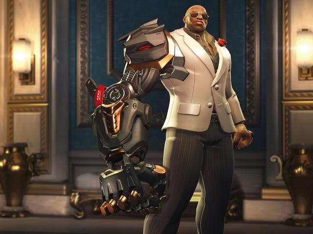 Here Are Overwatch's New Anniversary Skins