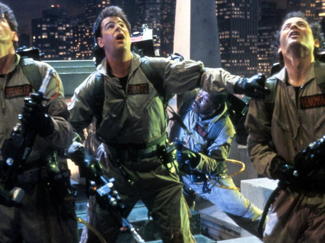 Why does more Ghostbusters always provoke such anxiety?