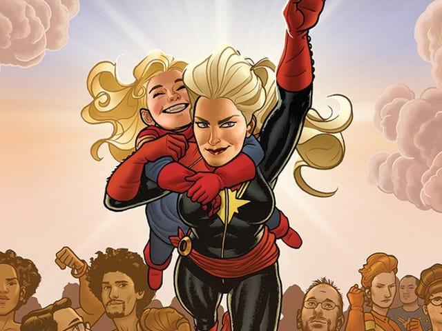 Marvel leerde de verkeerde lessen van het Carol Corps