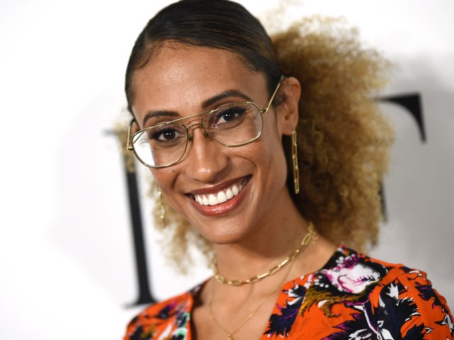With a New Memoir, Elaine Welteroth Reminds Us That We're More Than Enough