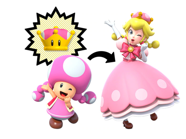 But Seriously Who Is Peachette