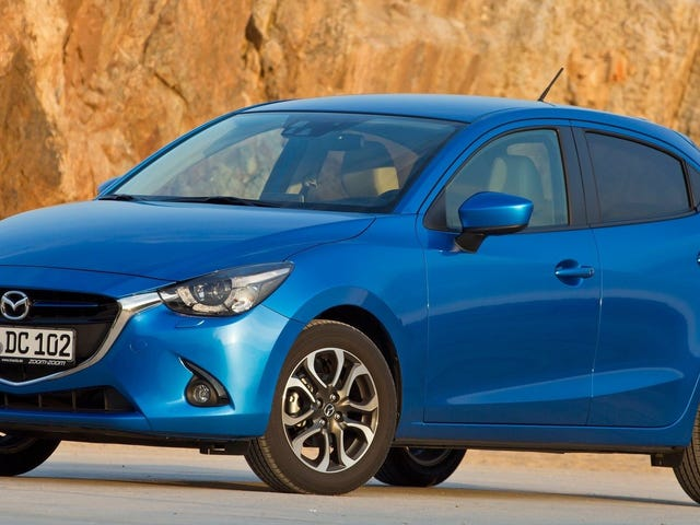 Here Is How You Can Legally Own A Mazda 2 Hatchback In The Mainland U.S.
