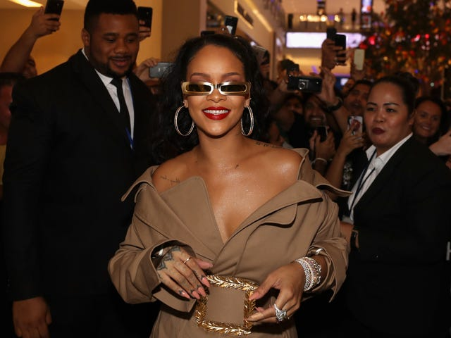 Fenty, But Make It Fashion: First Looks at Rihanna's Luxury Line Are Here!