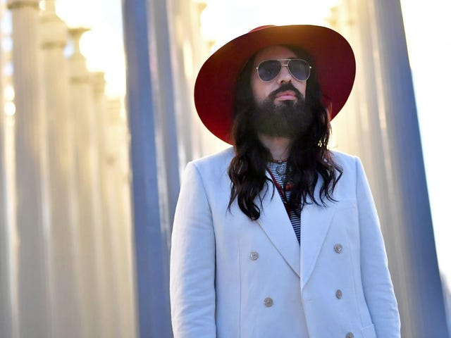 Let's See What Gucci Designer Alessandro Michele Has to Say About Sex and God
