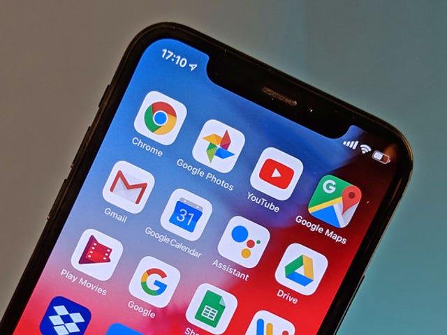 Du kan konvertera iPhone till Apple, så att du kan få en produkt från Google