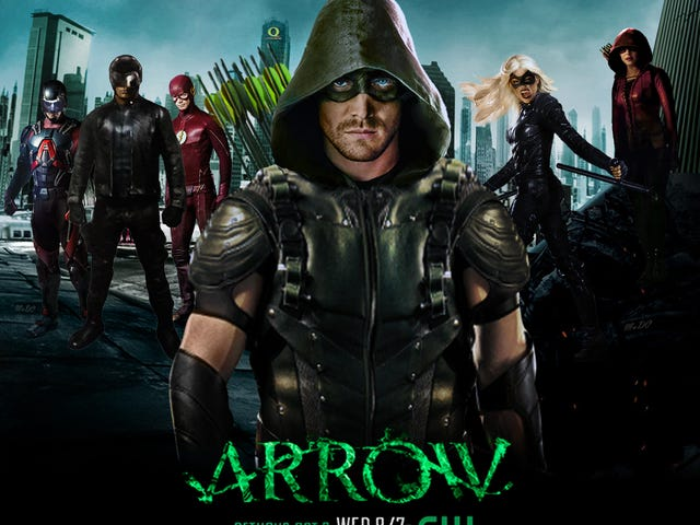 Arrow 4.12: Unchained