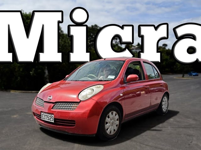 Oh look a Micra!